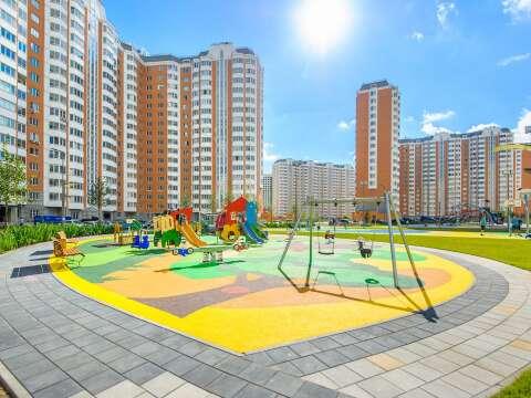 Город-парк «Переделкино Ближнее» Своя квартира от 19 000 рублей в месяц